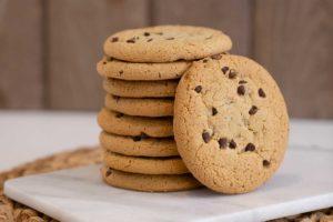 cookies stuck up