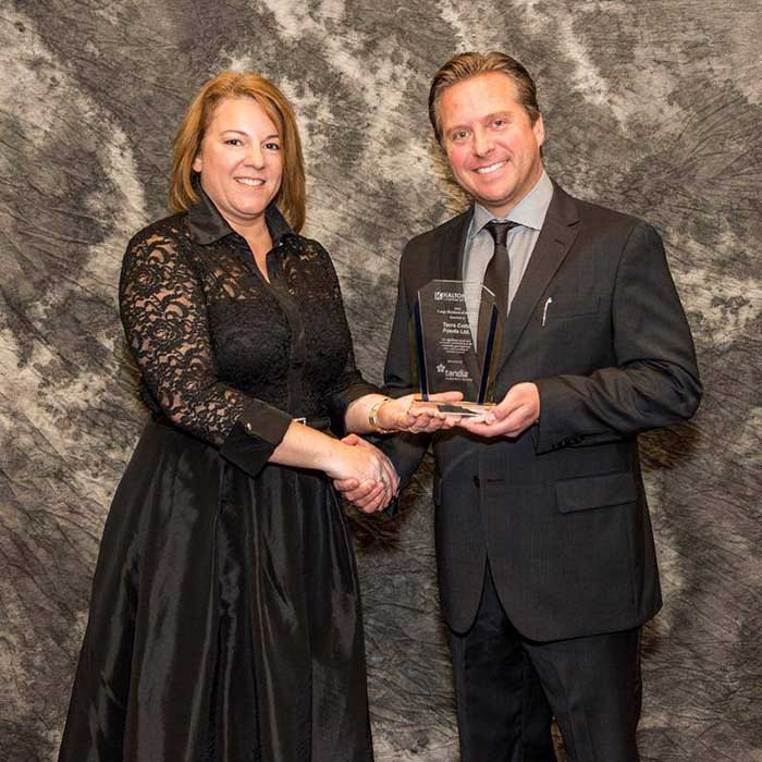 Terra Cotta Foods Ltd. Receives Large Business of the Year Award