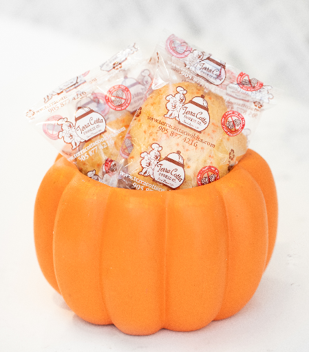 Pumpkin Cookies Now Available!